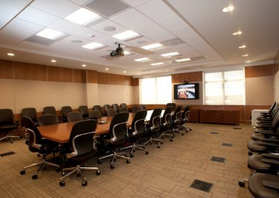 Cayman Government Office Conference Room