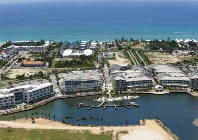 Camana Bay Bird's View